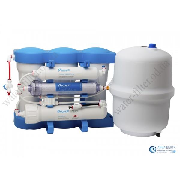 Фильтр Ecosoft P'URE AquaCalcium Обратный осмос